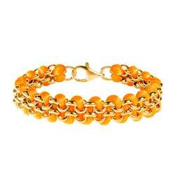 looped-gold-orange